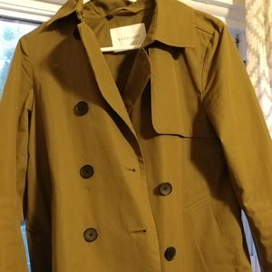 Everlane Dress Rain Jacket